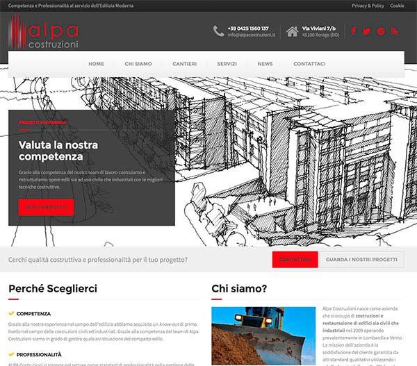 Alpa Costruzioni Srl