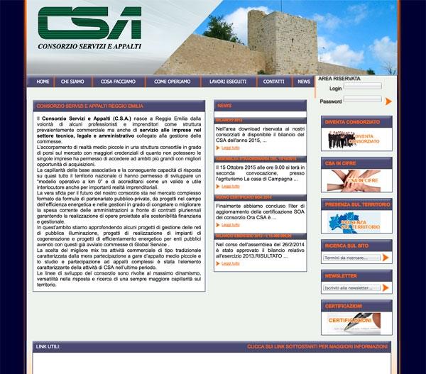 CSA Consorzio Servizi e Appalti