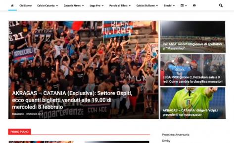 Tutto Calcio Catania
