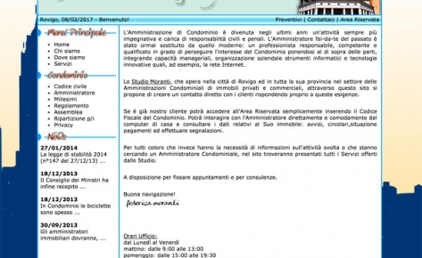 Amministrazioni Immobiliari Moranti Rag. Federica